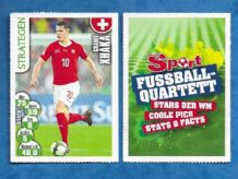 Switzerland Granit Xhaka Arsenal FQ 17